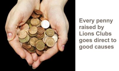 Lions every penny counts