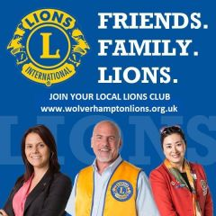 Lions friends and family