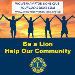 Lions in the community 2