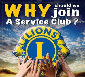 Lions why should I join