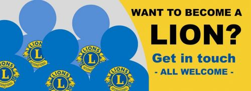 Join your Local Lions Club