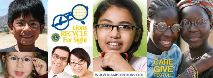 Lions recycle for sight 2