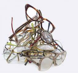 spectacles recycling